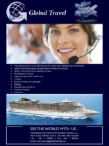 Global Travel FLyer