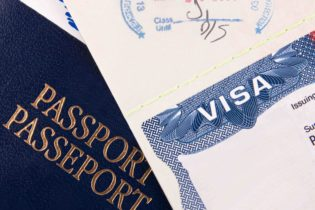 Passport and US Visa